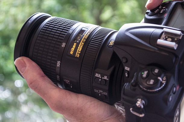 Nikon 18-300mm: testing the longest ever superzoom for street photography (1/2)