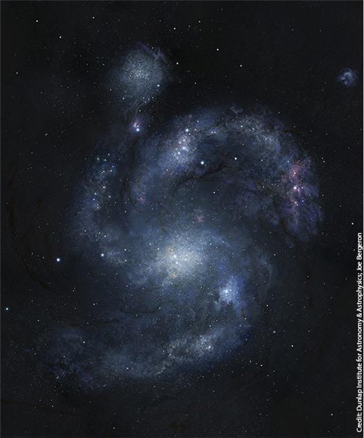 Star Cluster BX442